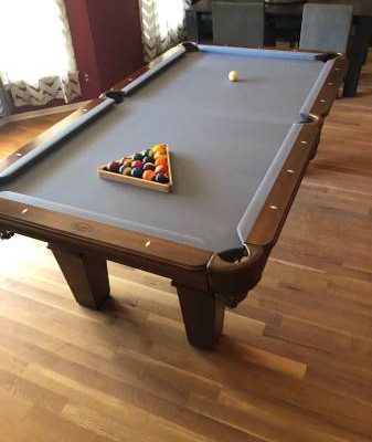 Olhausen 7ft Slate Pool Table & Accessories