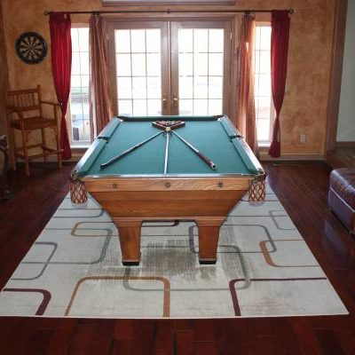 Antique Pool Table(SOLD)