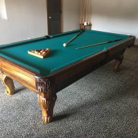 8 Foot Pool Table For Sale