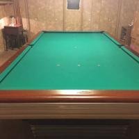 1970 Brunswick Pool Table
