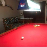 Southern Legacy's Billiard Pool Table