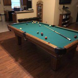 Pool Table Olhausen slate