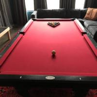 Pool Table Golden West