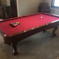 Brunswick Bradford II 8' Pool Billiards Table