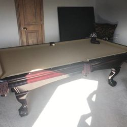Full Size Pool Table (SOLD)