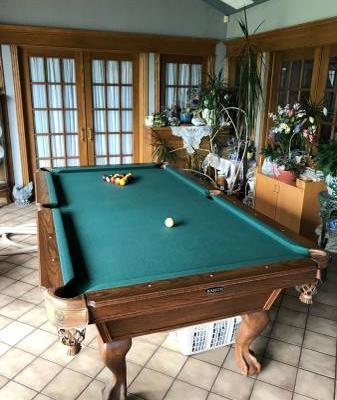 Kasson Pool Table