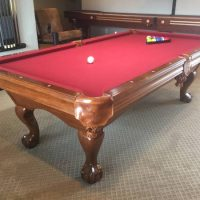 Current Pool Tables For Sale Sell A Pool Table In Oklahoma City - Brunswick bradford pool table