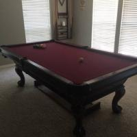 Imperial International Pool Table For Sale